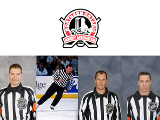 NOHA Member Highlight - NHL Officials 2021