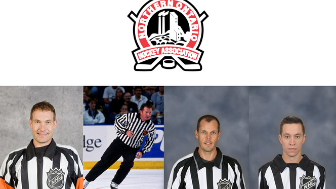 NOHA Member Highlight - NHL Officials 2021