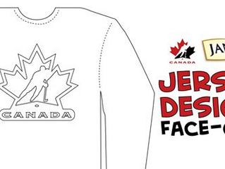 Hockey Canada Janes Design-a-Jersey Contest