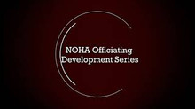 NOHA Officiating Development Series - Stephen Walkom on Getting up for the Game