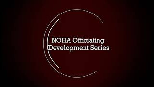 NOHA Officiating Development Series - Stephen Walkom on Pride and Motivation