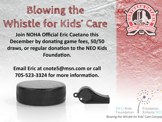Blowing the Whistle for Kids' Care