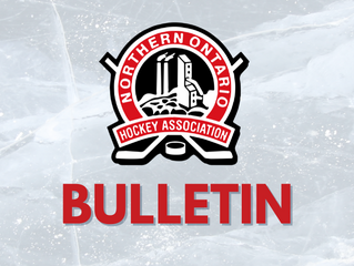 OHF Bulletin - Tournament Rosters