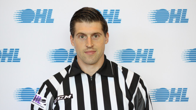 NOHA Official Tyler Shaw Featured in Sudbury Star