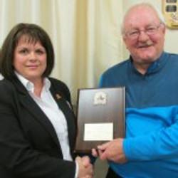 Bruce Wiggins - Rick F. Albert Award