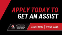 Hockey Canada Assistance Fund - Apply Today!