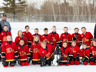 NOHA Community: Coniston Novice Team Gives Back