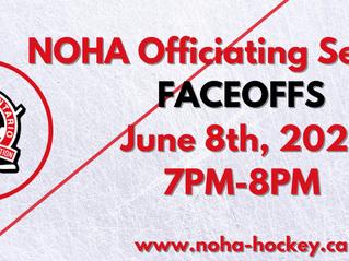 Free Officiating Seminar - Faceoffs