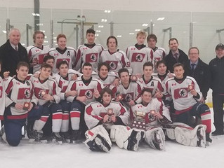 North Bay Trappers Wrap Up First Place During Midget AAA Regional Round Robin