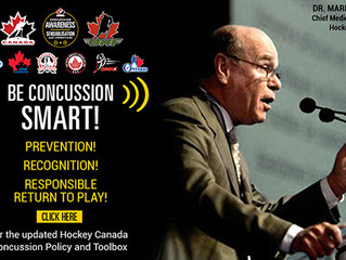 Hockey Canada Concussion Policy Update
