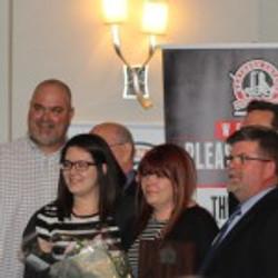 Tammy Simpson - Ken Kneeb Award