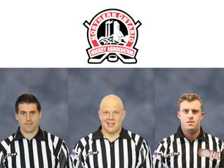 NOHA Member Highlight - AHL Officials 2021