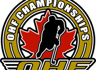 2020 OHF Championship Hosts Selected