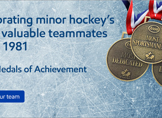 Esso Medals of Achievement Program