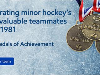 Esso Medals of Achievement Program