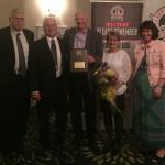 Gord Conley - Angus Campbell Award