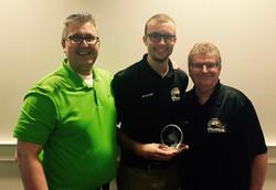 JJ Johnson - Tom Pashby Award 17