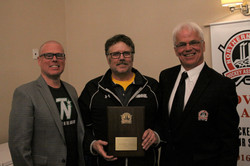 David Shaw - Rick F. Albert Award 17