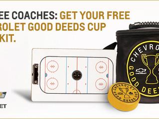 Chevy Good Deeds Cup