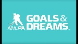 NHLPA Goals & Dreams Program
