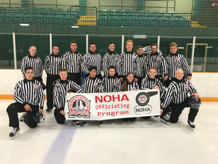NOHA Wraps Up Seventh Annual Officiating Development Camp