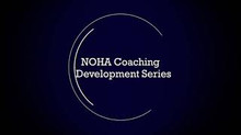 NOHA Coaching Development Series - Dan Stewart on Communication