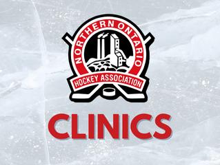 New Coaching Clinics