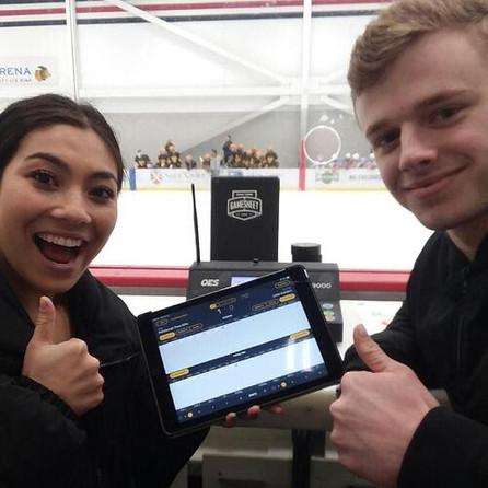 GameSheet Scorekeeper Scholarship Program