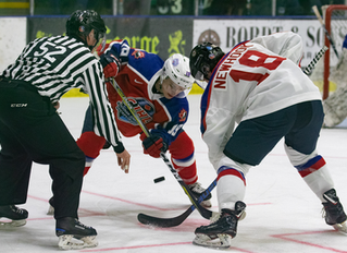 Pair of NOJHL Officials to Work CJHL Prospects Game