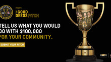 Good Deeds Cup Submissions Now Open