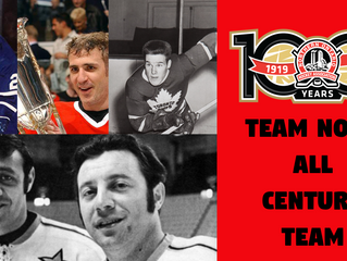 Team NOHA All Century Team Voting