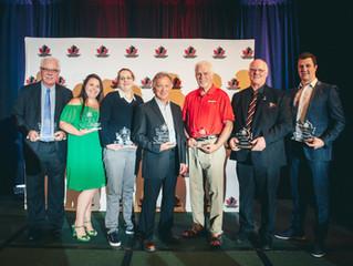 Congratulations OHF Awards Winners