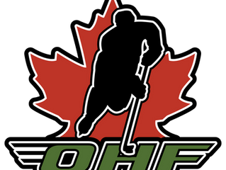 OHF TO INTRODUCE MODIFIED-ICE PROGRESSION FOR 2018-2019