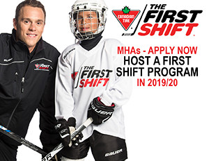 Canadian Tire First Shift Hosting Applications Open to April 1