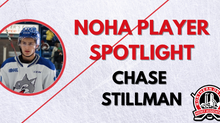 NOHA Player Spotlight - Chase Stillman