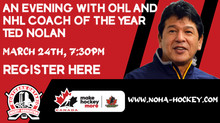 An Evening with NHL Coach of the Year Ted Nolan