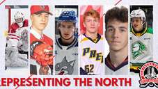 NHL Central Scouting Highlights Six Players from the North