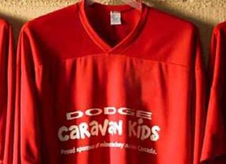 Dodge Caravan Kids Registration Now Open