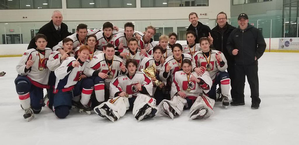 North Bay District Trappers Midget AAA