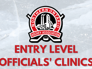 NOHA Entry-Level Officials' Clinics