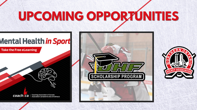 Upcoming Opportunities - OHF Scholarship, Free Mental Health Coaching Clinic