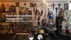"""Visita el Museo de Antigüedades """"Zoila Quezada"""" y revive la cotidianidad de una familia cuencana"""