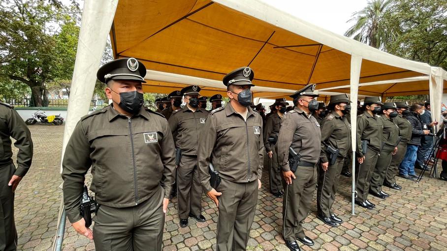 Cuenca cuenta con 40 Policias Turísticos