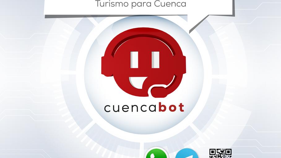 Ahora mediante la herramienta CuencaBOT puedes solventar tus preguntas sobre el turismo en la ciudad