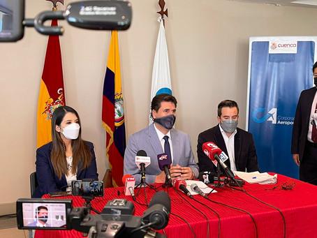 Este viernes 9 de julio Aeroregional retoma vuelos a Cuenca
