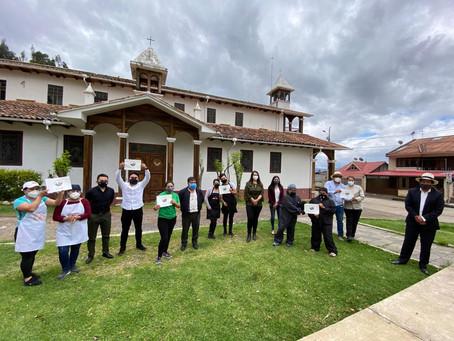 """Cuenca vivió el """"Día Mundial del Turismo"""" promoviendo en Nulti, el turismo rural responsable"""