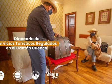 Directorio de Servicios Turísticos Regulados en el Cantón Cuenca