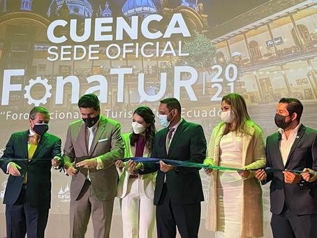 La reactivación turística del Ecuador ¡empezó en Cuenca!