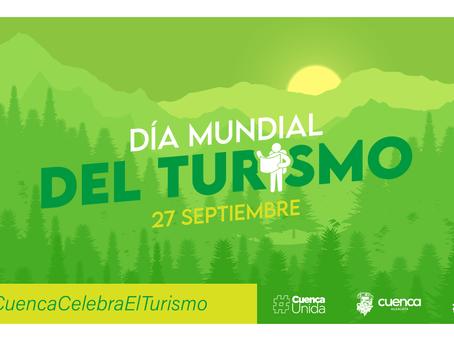 """Cuenca vive el """"Día Mundial del Turismo"""" promoviendo el turismo rural responsable y un foro virtual"""