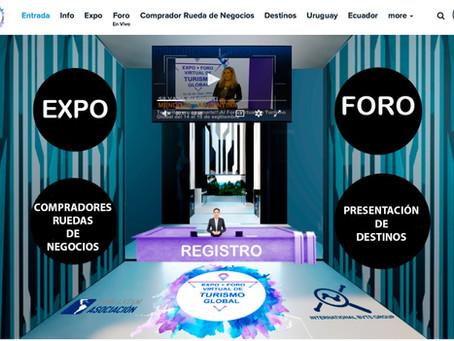 "Cuenca presente en ""Expo + Foro Virtual de Turismo Global"""